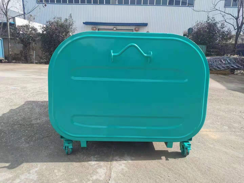 新款升级版3方垃圾箱即将面世,新款垃圾箱优点图片二