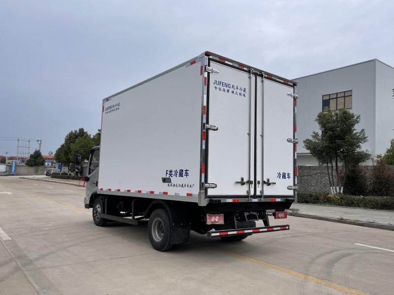 国六福田欧马可4.2米冷藏车图片四