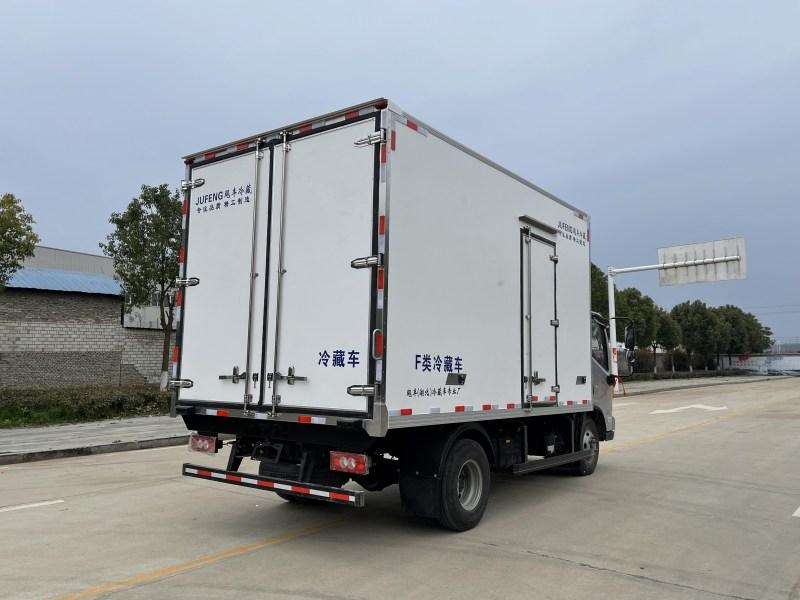 国六福田欧马可4.2米冷藏车图片六
