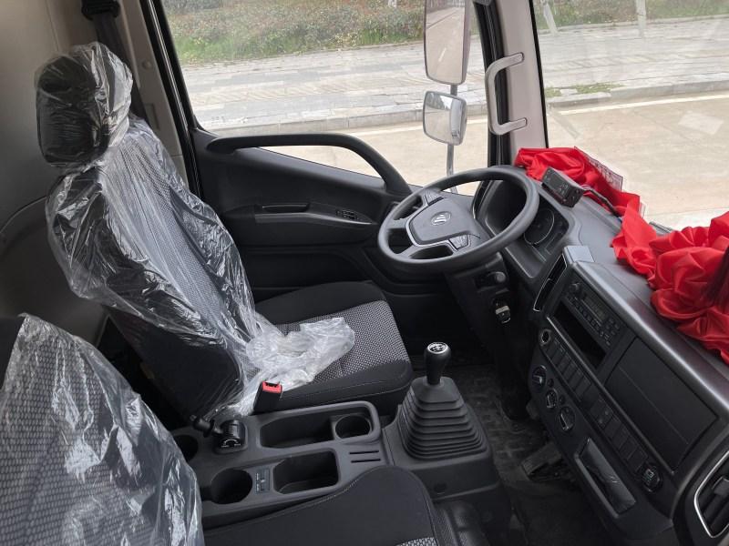 国六福田欧马可4.2米冷藏车图片七