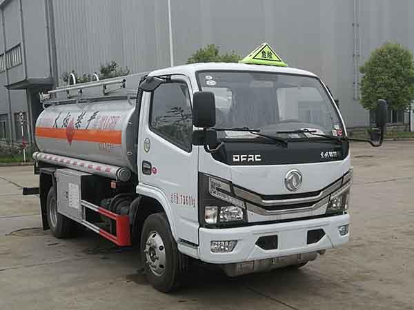 (国六)东风凯普特5吨加油车图片