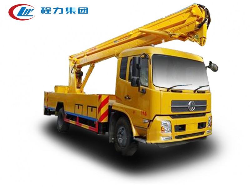东风天锦20-22米高空作业车图片