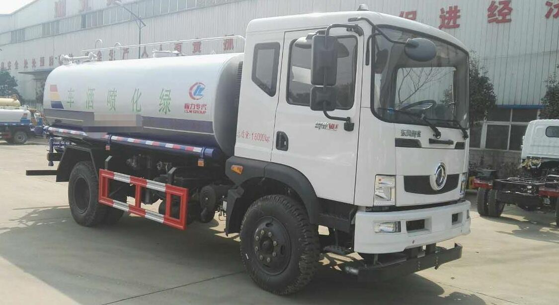 东风12吨T3绿化喷洒车
