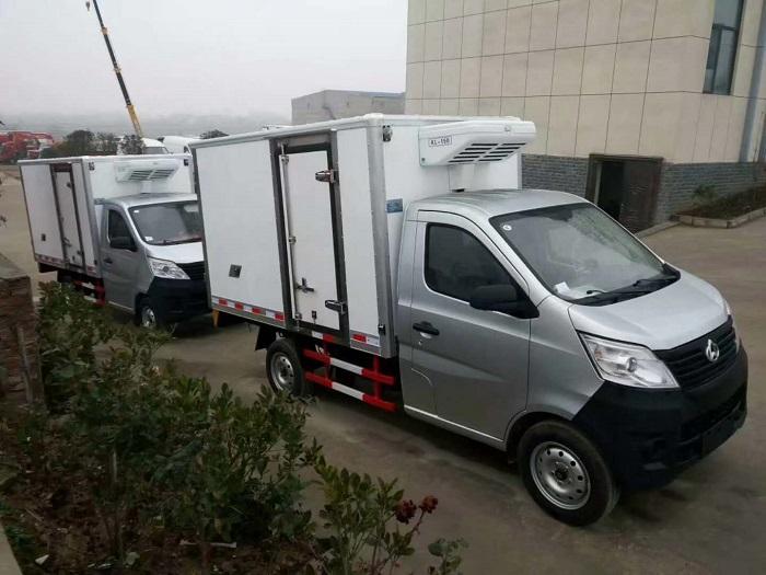 长安2.8米冷藏车(6立方)