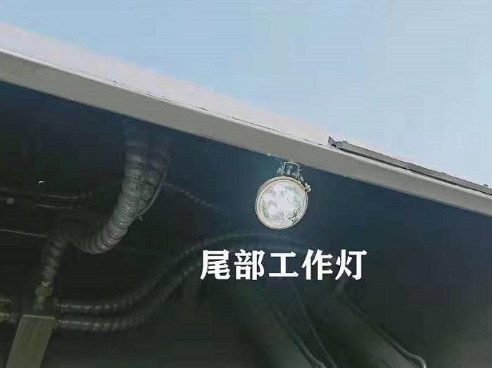 东风天锦14方后装压缩式垃圾车图片九