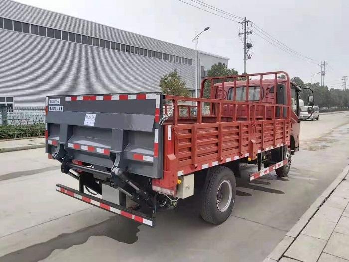福田康瑞H3桶装垃圾车图片六