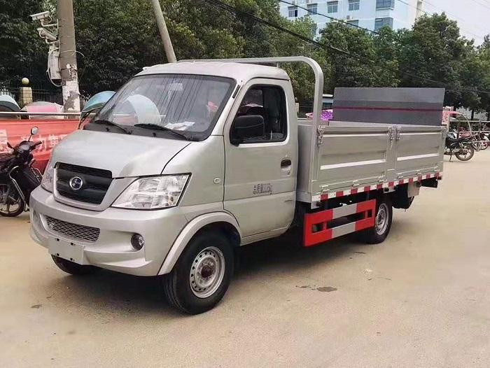 北汽昌河15桶桶装垃圾运输车
