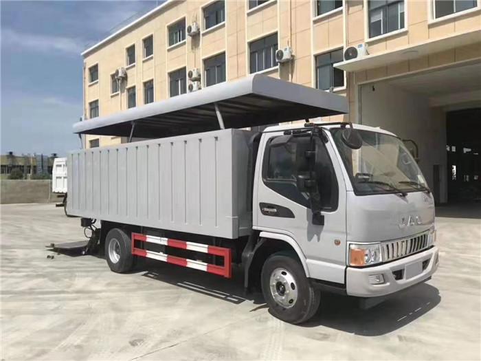 江淮21桶桶装垃圾车(240升垃圾桶)图片八