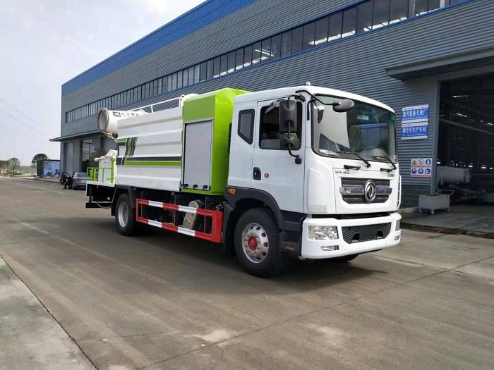东风D9(12-15吨)60-70-80米多功能抑尘车图片