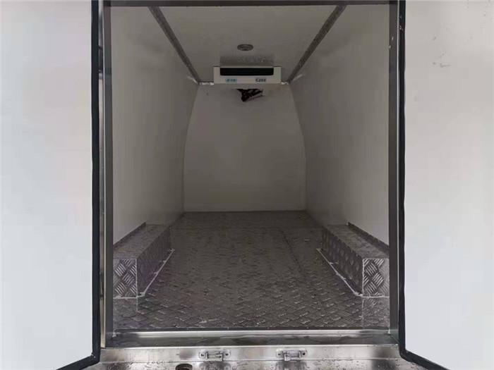 福田G7面包冷藏车(容积5.8立方)图片八
