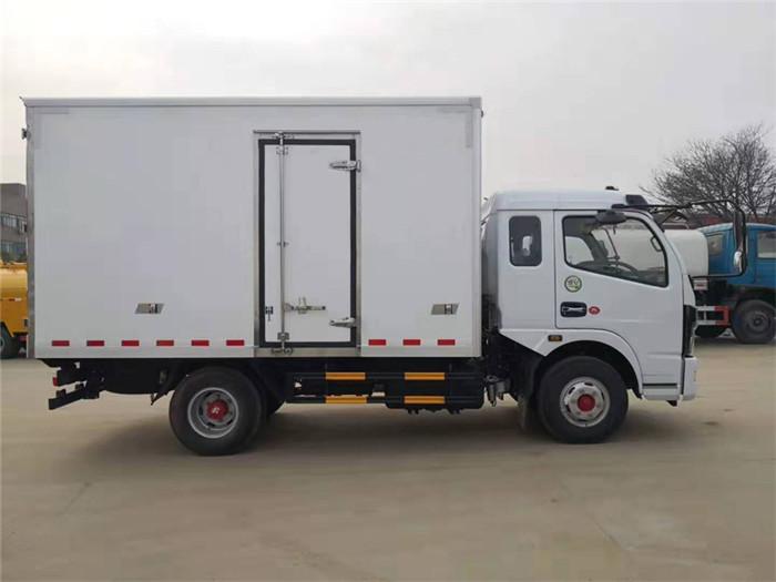 东风凯普特冷藏车(厢长3.8米)图片六