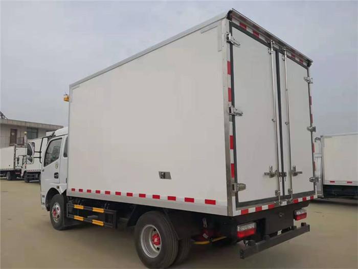 东风凯普特冷藏车(厢长3.8米)图片七