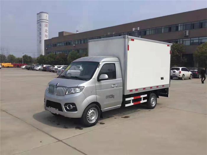 金杯小金牛T30冷藏车(厢长2.8米)图片一