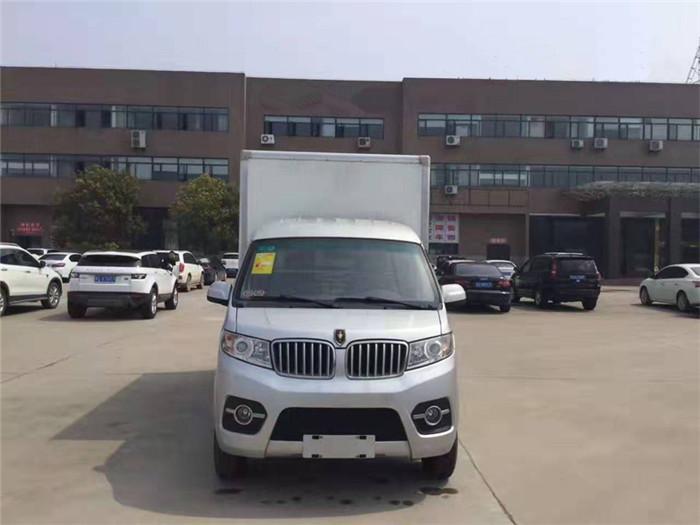 金杯小金牛T30冷藏车(厢长2.8米)图片二
