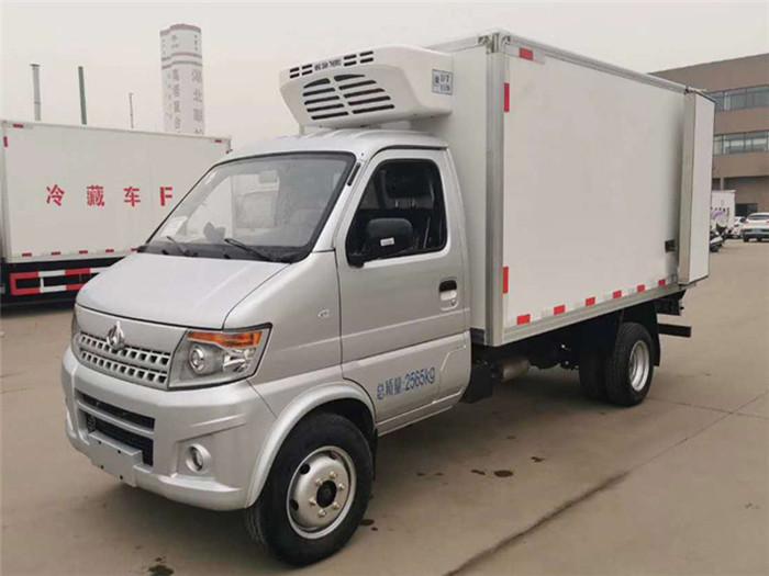 国六长安神骐T20冷藏车(厢长3.2米)图片