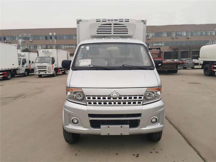 国六长安神骐T20冷藏车(厢长3.2米)图片二