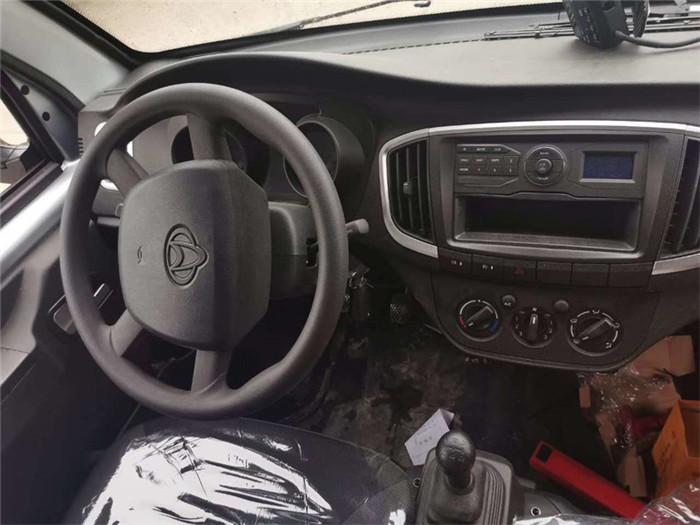 国六长安神骐T20冷藏车(厢长3.2米)图片五