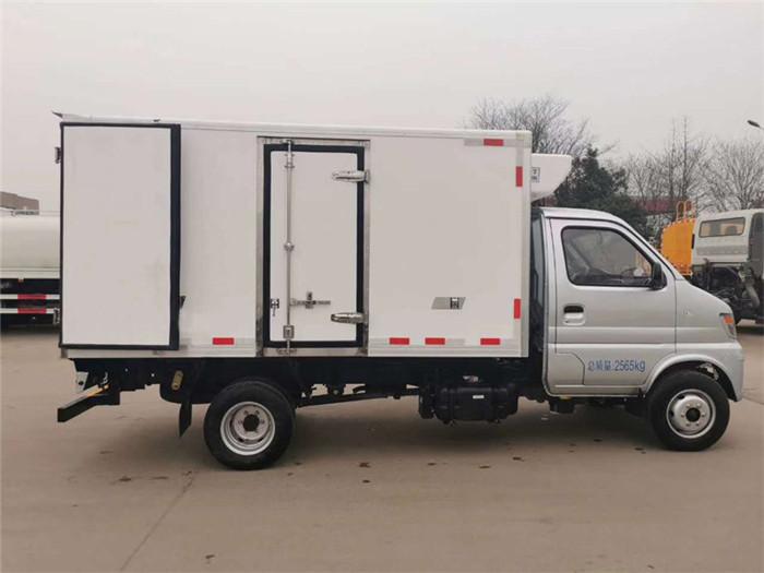 国六长安神骐T20冷藏车(厢长3.2米)图片六