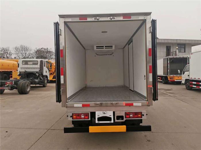 国六长安神骐T20冷藏车(厢长3.2米)图片八