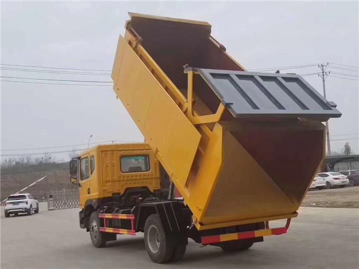 D9对接垃圾车17方带翼展中置顶图片七