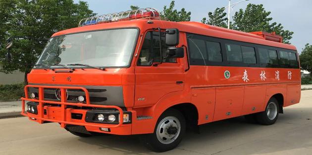 东风越野客车车型简介