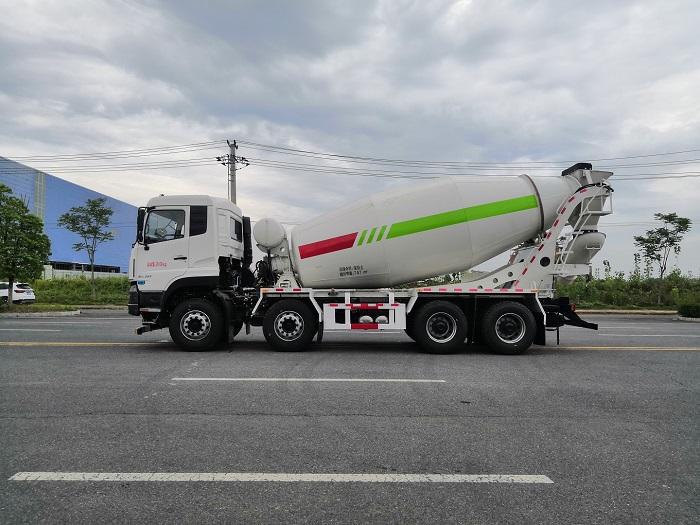 天然气的搅拌车怎么样?跟柴油车相比哪个更划算?