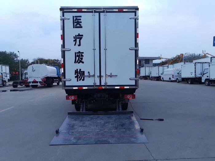 福田奥铃4米1蓝牌医疗废物转运车(国六)图片七