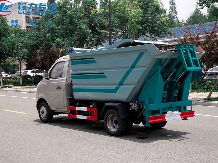 长安后装自装卸式垃圾车图片六