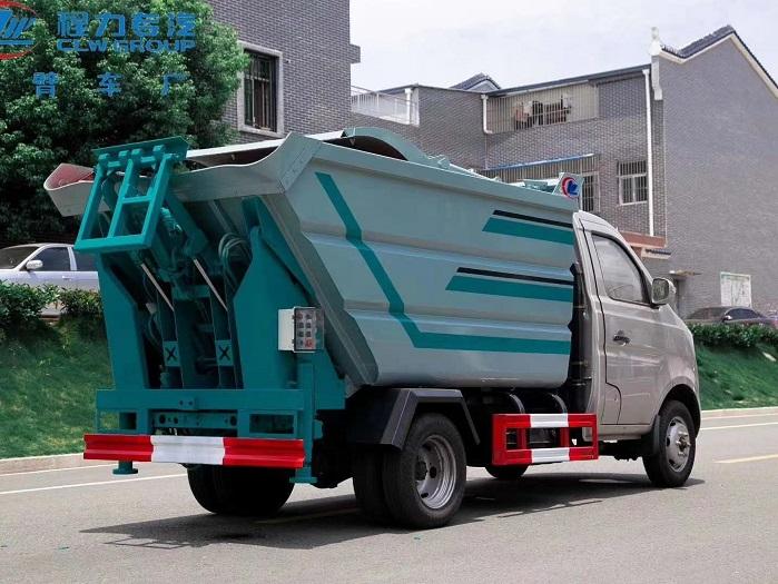 长安后装自装卸式垃圾车图片七