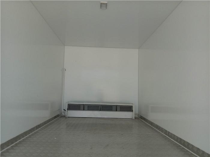 冷藏车加热燃油锅炉(送盒饭保温用)图片二