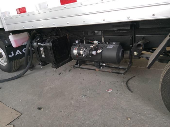 冷藏车加热燃油锅炉(送盒饭保温用)图片三