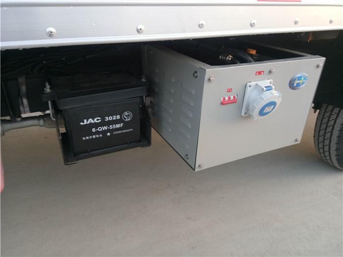 冷藏车220V/380V外接备用电源图片四