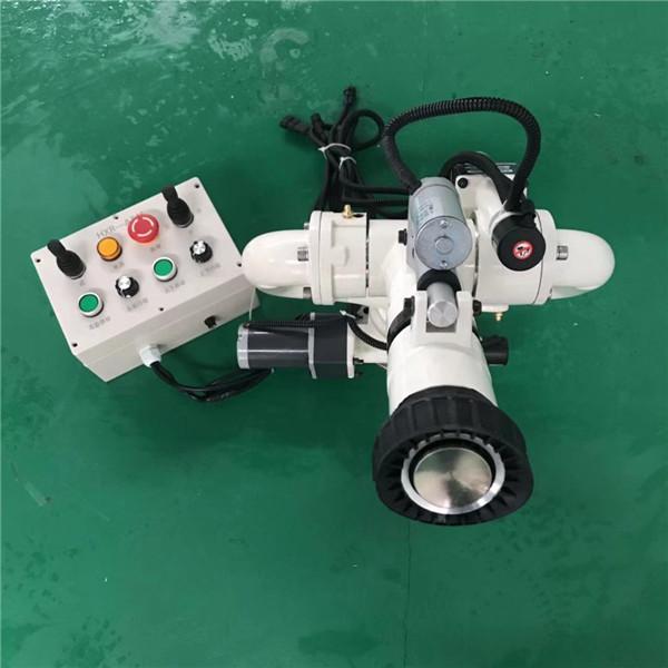 自动智能电动洒水炮