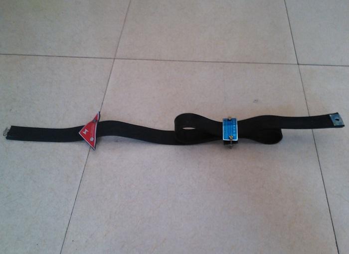 静电带/导静电橡胶拖地带/油罐车配件 危险品车静电带 1.5米